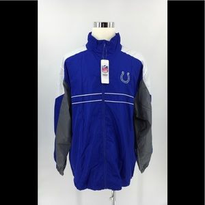 Dunbrooke Indianapolis Colts Windbreaker Jacket